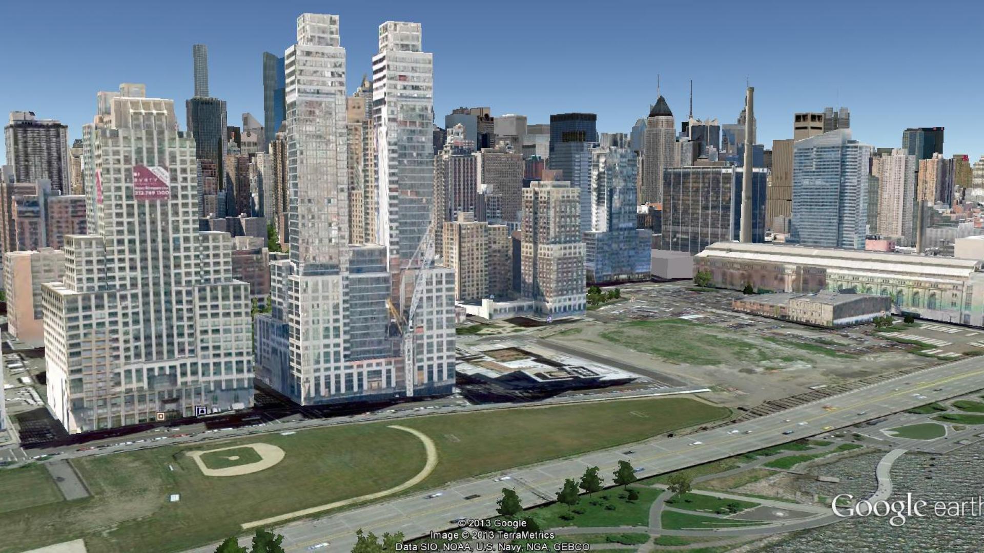 10 West End Avenue NYC Condo Apartments