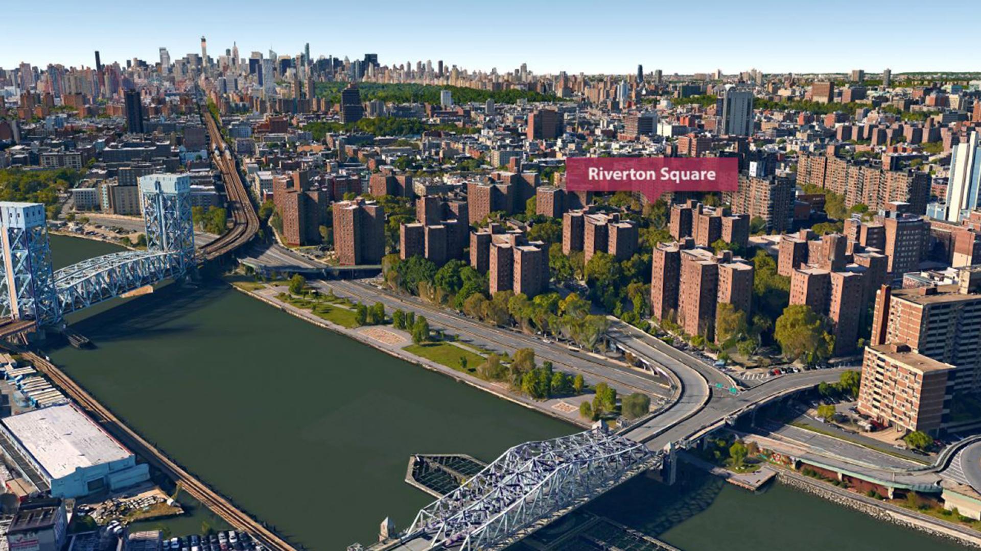 Riverton Square 2190 Madison Avenue Nyc Rental Apartments