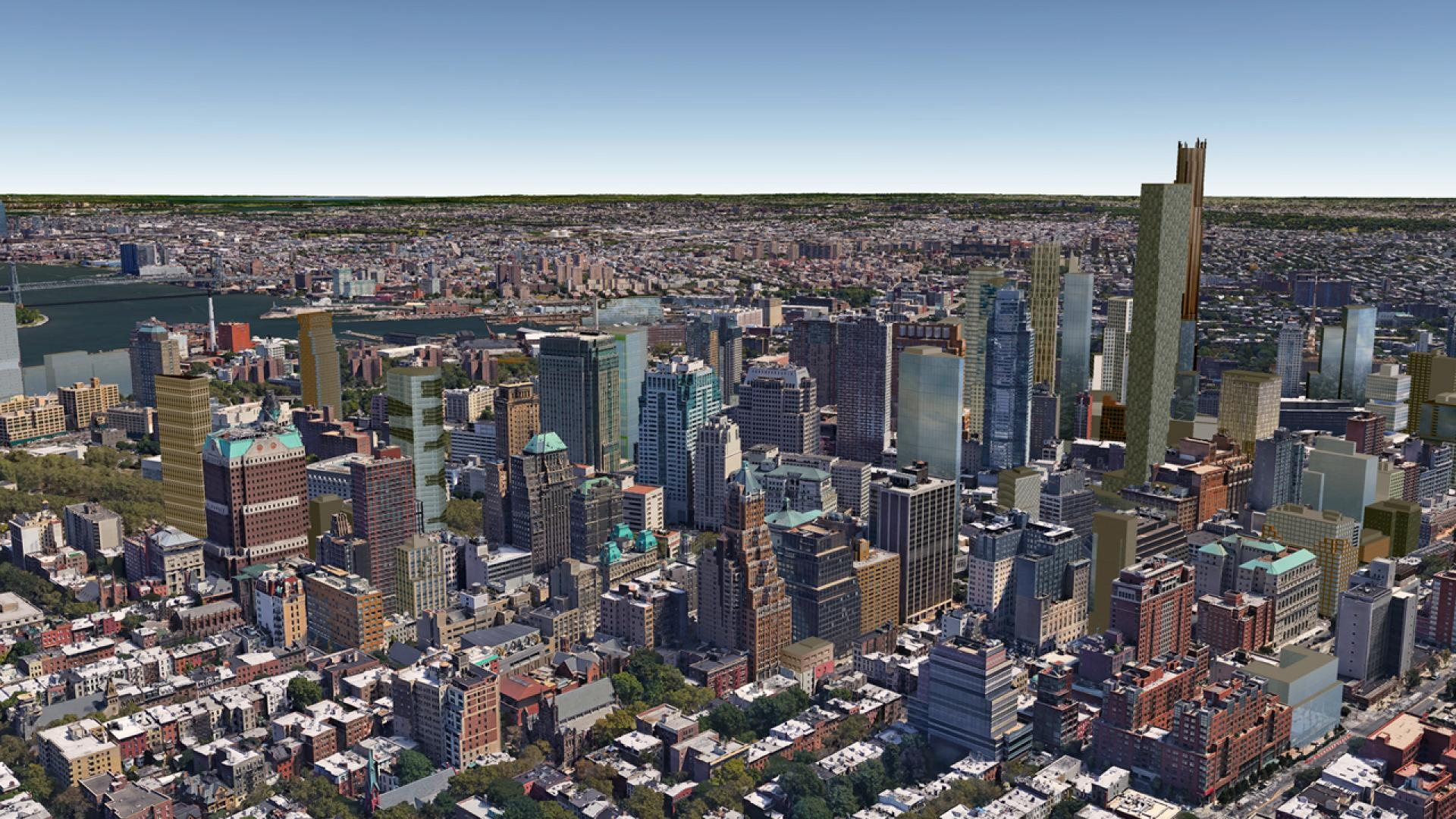 153 Remsen Street NYC Rental Apartments